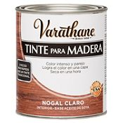 Vara Tinte Nogal Claro 1/4Gl