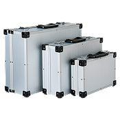 Set x 3 cajas de aluminio
