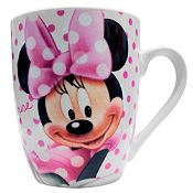 Mug Barrel Minnie Pink 12oz