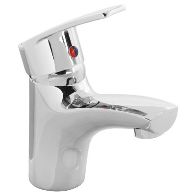 Llave monomando petra for Llaves para lavamanos sodimac
