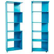 Biblioteca Bamboo 14125-78 azul