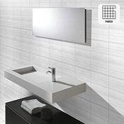 Azulejo Tiziano Blanco 27x45cm 1.70m2