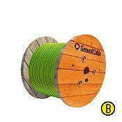 Cable libre de halógeno 2.5 mm2 verde amarillo