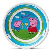 Plato hondo Peppa pig