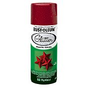Spray escarchado Rojo 440 ml