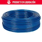Cable THHN 14 AWG Azul x x 100 m