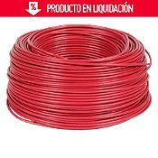 Cable THHN 14 AWG Rojo x x 100 m