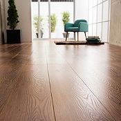 Piso Laminado Chocolate 8mm