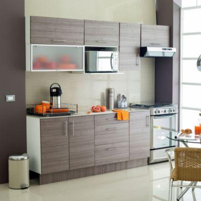 Cocina modular teka for Proyecto muebles de cocina