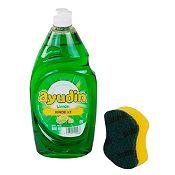 Lavavajillas líquido limón 900ml