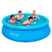 (Regular S/129.9) Piscina Fast Set 244x66cm