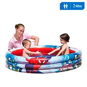 (Regular S/29.9) Piscina inflable Spider Man 152cm