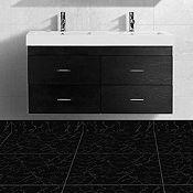 Zócalo 7.2x45cm Lucienne Negro