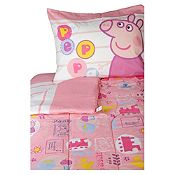 Set cama Peppa Pig 1.5 plazas