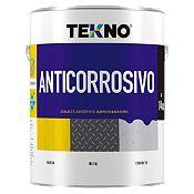 Anticorrosivo Tekno Rojo Óxido 1/4 Gl