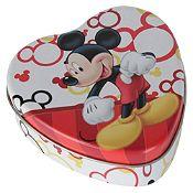 Corazón Mickey 8.2X8.2X3