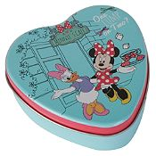 Corazón Minnie 8.2X8.2X3