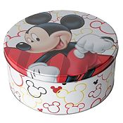 Lata Redonda Mickey D20X9