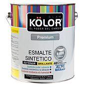 Esmalte Premium Base Pastel Brillante 1gl