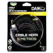 Cable HDMI Alta Definición 5 m