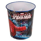 Papelera Spiderman 22Cm