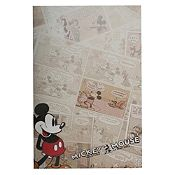 Pizarra magnética Mickey 27x58 cm