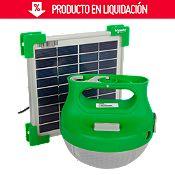 Lámpara LED Solar Portátil - 1.2W
