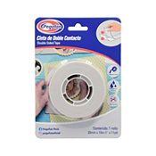 Cinta Doble Contacto 2.4cm x 10 m