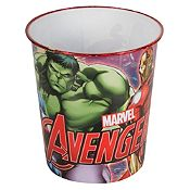 Papelera Plastico Avengers