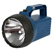 Linterna LED de 4 Pilas D