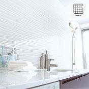 Cerámica Qatar blanca 34x60cm 1.43m2