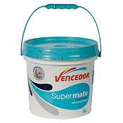 Látex Supermate Hidrorrepelente Base Lleno Mate 1gl