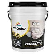 Látex Vencelatex Base Pastel Mate 5gl