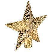 Estrella para Tope de Árbol 21cm