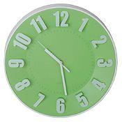 Reloj de pared verde 30cm