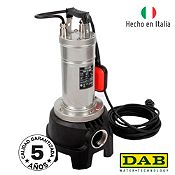 Bomba Sumergible 2 0.75 HP A/RES