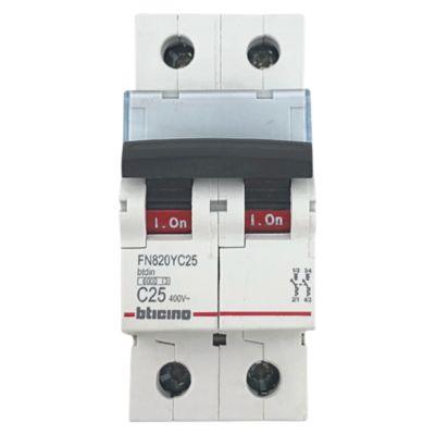 Interruptor t riel bif sico 25 a for Llaves para lavamanos sodimac
