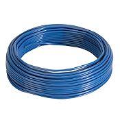 Alambre TW 14 AWG x 25 m Azul