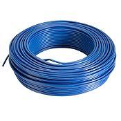 Alambre TW 10 awg azul 100 mt