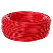 Alambre TW 16 AWG Rojo x 100 m