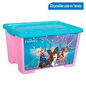 Caja organizadora Frozen 25L