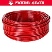 Cable THN 14 AWG Rojo x 25 m