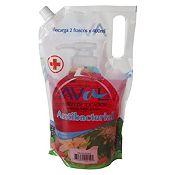 Jabón líquido antibacterial frutos rojos 800ml