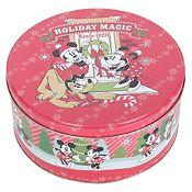 Navidad Disney Red mediano 17x8cm