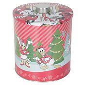Navidad Disney Cofre Red 17x20cm