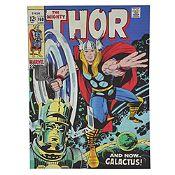 Cuadro Thor 60x80cm