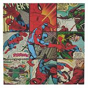 Cuadro Spiderman 40x40cm