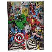 Canvas Marvel Hero 60x80cm