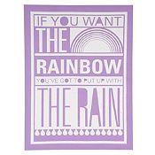 Cuadro Rainbow 60x80cm