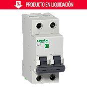 Interruptor t/riel Bifásico 2 x50 A